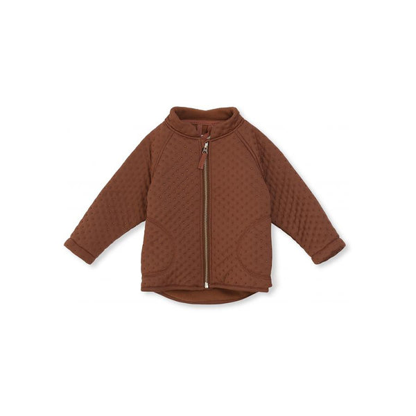 "Jacke ""Thermo Biscay Brown"""