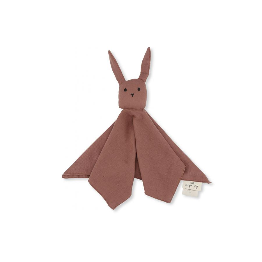 "Schmusetuch ""Sleepy Rabbit Cedar Wood"""