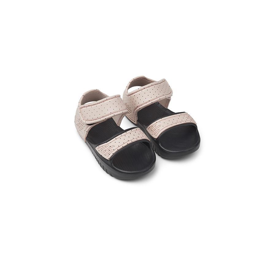 "Sandalen ""Blumer Little Dot Rose"""