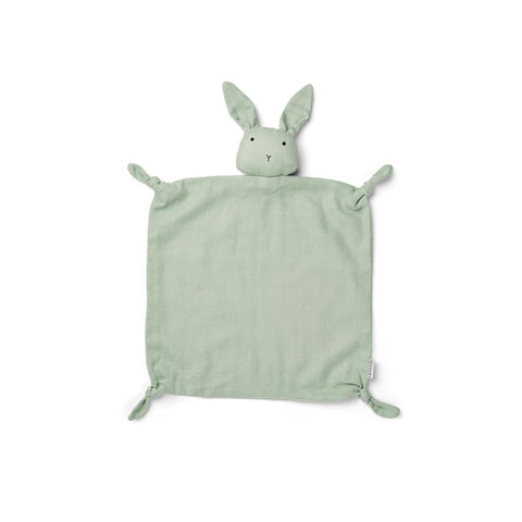 "Schmusetuch ""Agnete Rabbit Dusty Mint"""