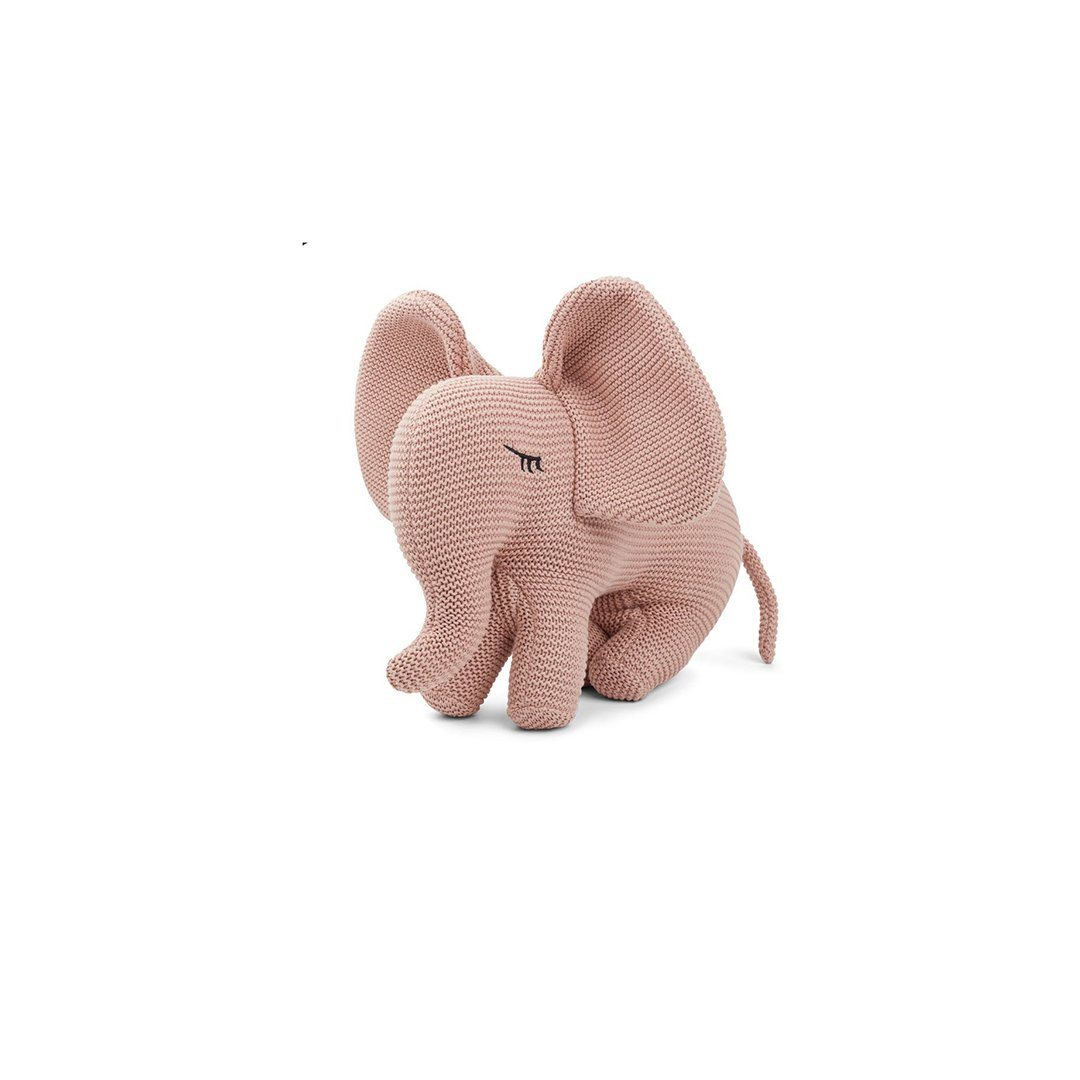 "Strickpuppe ""Dextor Elephant Rose"""