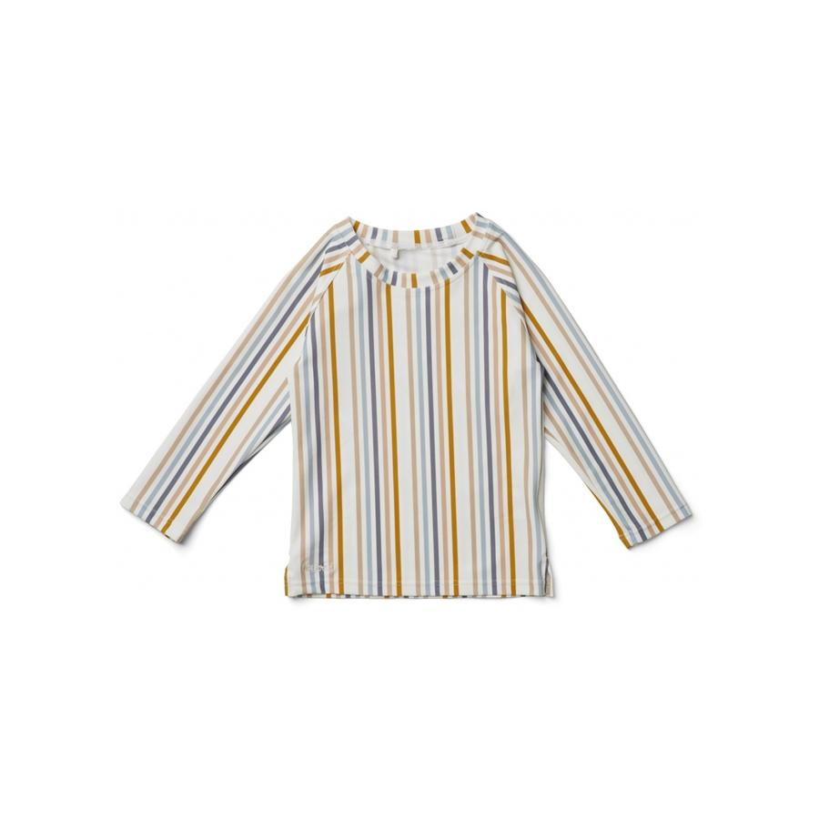 "UV-Badeshirt ""Noah Stripe Multi"""