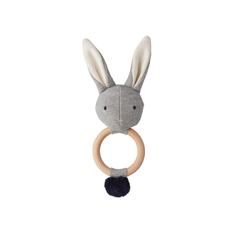 "Rassel ""Aria Rabbit Grey Melange"""