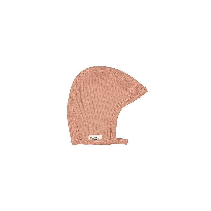 "Babymütze ""Hoody Rose Brown"""