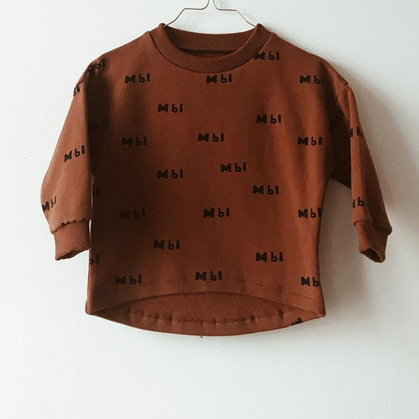 "Oversize-Pullover ""Mi Red"""