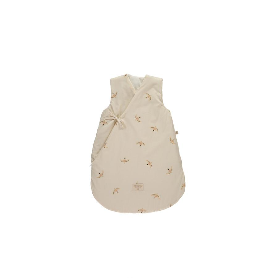 "Babyschlafsack ""Cloud Haiku Birds / Natural"""