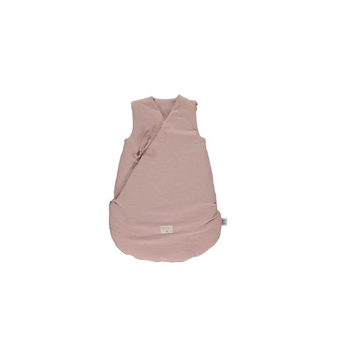 "Babyschlafsack ""Cloud Honey Comb / Misty Pink"""
