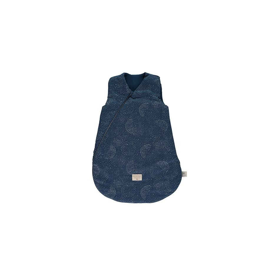 "Babyschlafsack ""Cocoon Gold Bubble / Night Blue"""