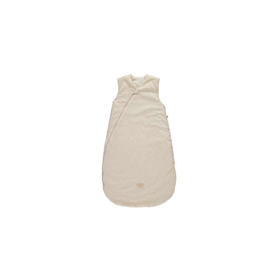 "Babyschlafsack ""Cocoon Honey Sweet Dots / Natural"""