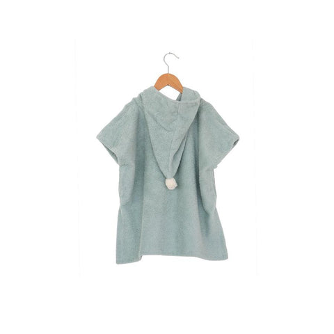 "Badeponcho ""So Cute Green"""