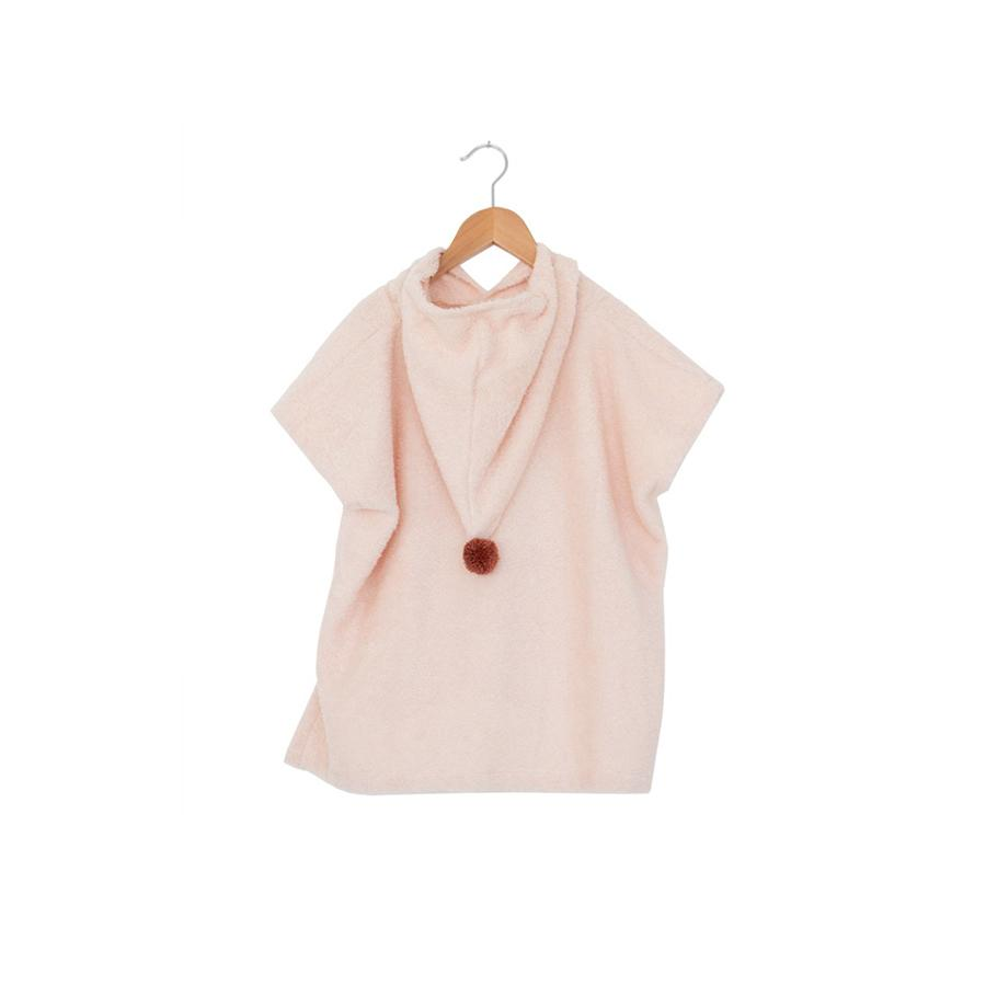 "Badeponcho ""So Cute Pink"""