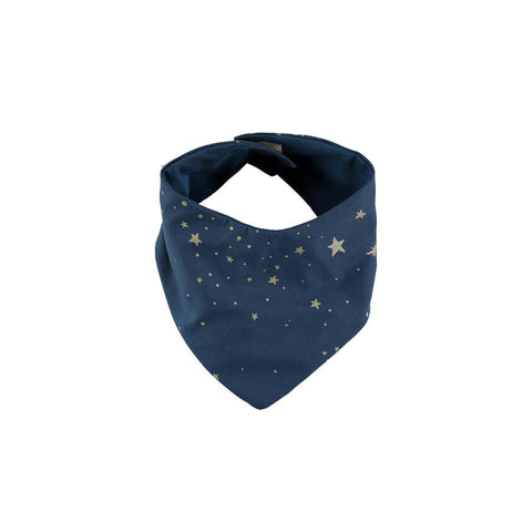 "Bandana-Lätzchen ""Lucky Stella / Night Blue"""