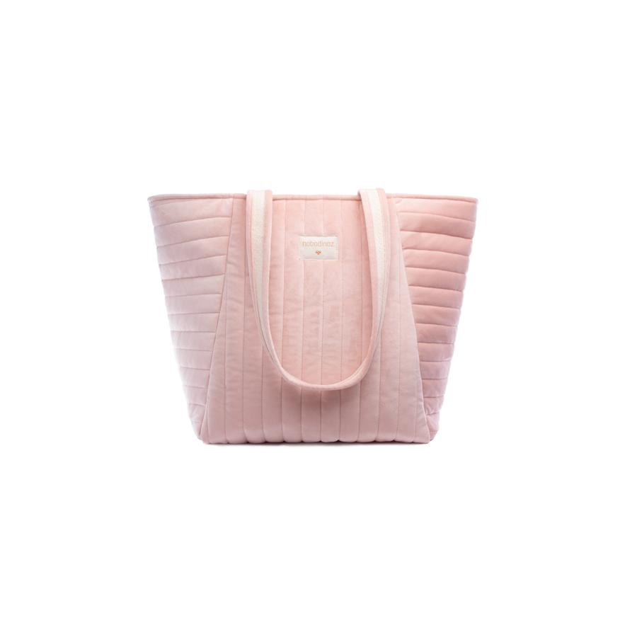 "Wickeltasche ""Savanna Velvet Bloom Pink"""
