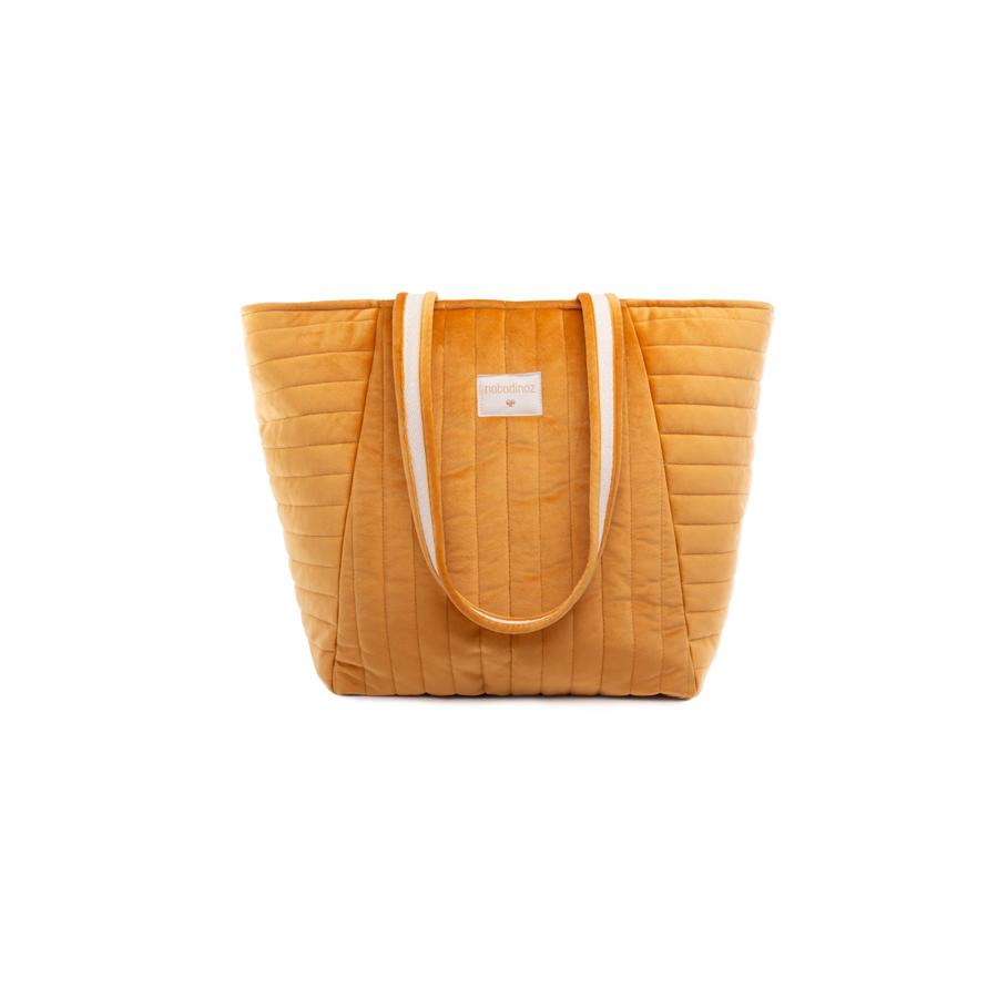 "Wickeltasche ""Savanna Velvet Farniente Yellow"""