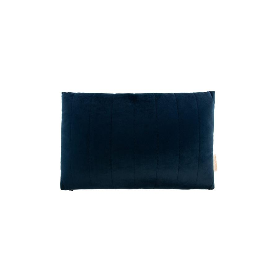 "Kissen ""Savanna Velvet Akamba Night Blue"""