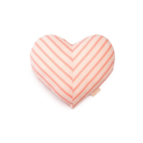 "Kissen ""Love Candy Stripes"""
