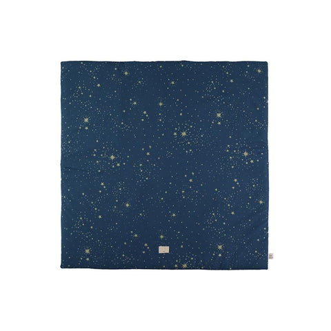 "Spielmatte ""Colorado Gold Stella / Night Blue"""