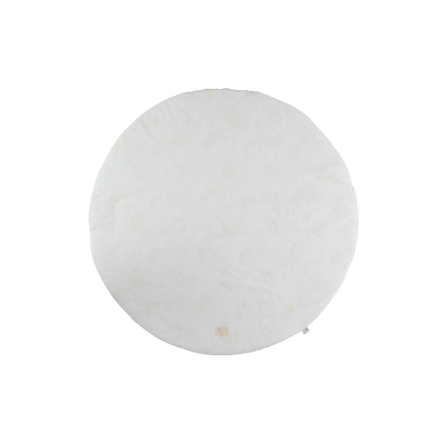 "Spielmatte ""Full Moon Gold Bubble / White"""