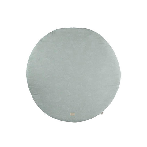 "Spielmatte ""Full Moon White Bubble Aqua"""