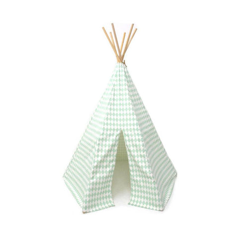 "Tipi ""Arizona Green Diamonds"""