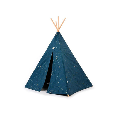 "Tipi ""Phoenix Gold Stella Night Blue"""