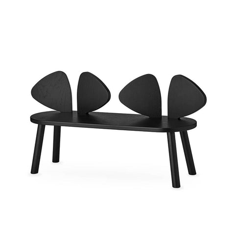 "Kinderbank ""Mouse Bench Black"""