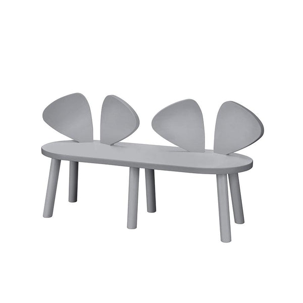 "Kinderbank  ""Mouse Bench Grey"""