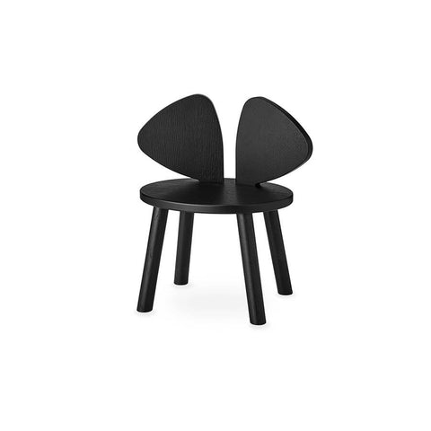 "Kinderstuhl  ""Mouse Chair Black"""