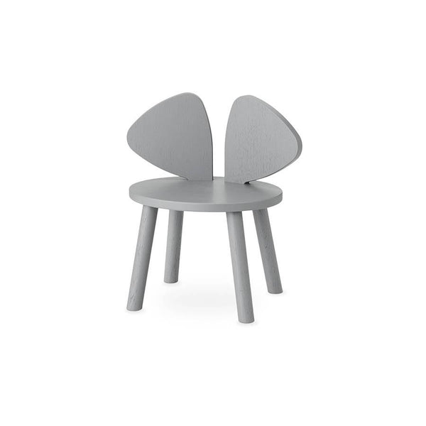 "Nofred Kinderstuhl ""Mouse Chair Grey"" - kyddo"