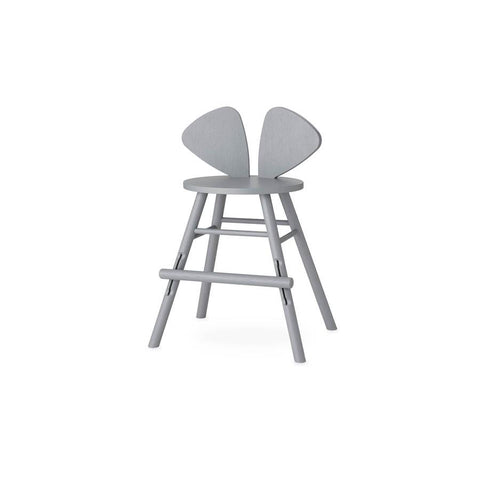 "Kinderstuhl ""Mouse Chair Junior Grey"""