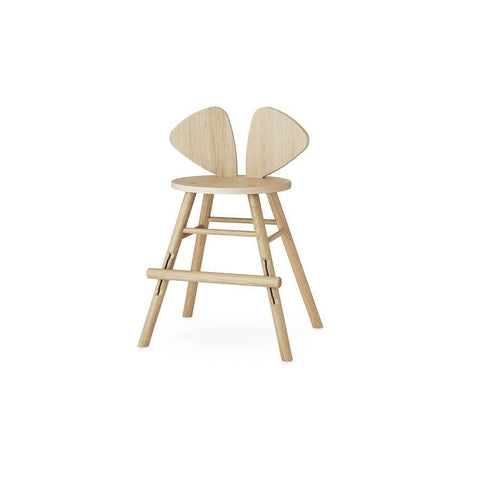"Kinderstuhl ""Mouse Chair Junior Oak"""