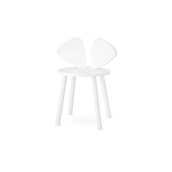 "Kinderstuhl ""Mouse Chair School White"""