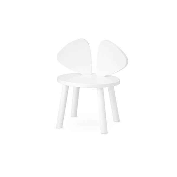 "Nofred Kinderstuhl ""Mouse Chair White"" - kyddo"
