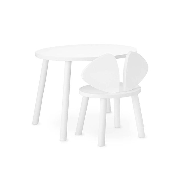 "Kinderstuhl ""Mouse Chair White"""