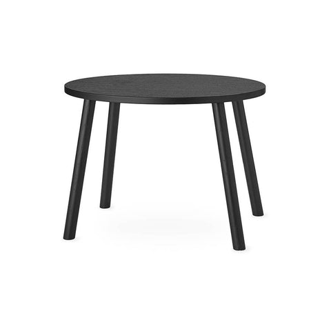 "Kindertisch ""Mouse Table Black"""
