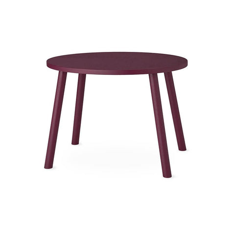 "Kindertisch ""Mouse Table Burgundy"""