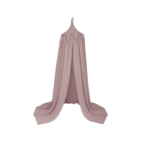 "Betthimmel  ""Circus Bunting Dusty Pink"""