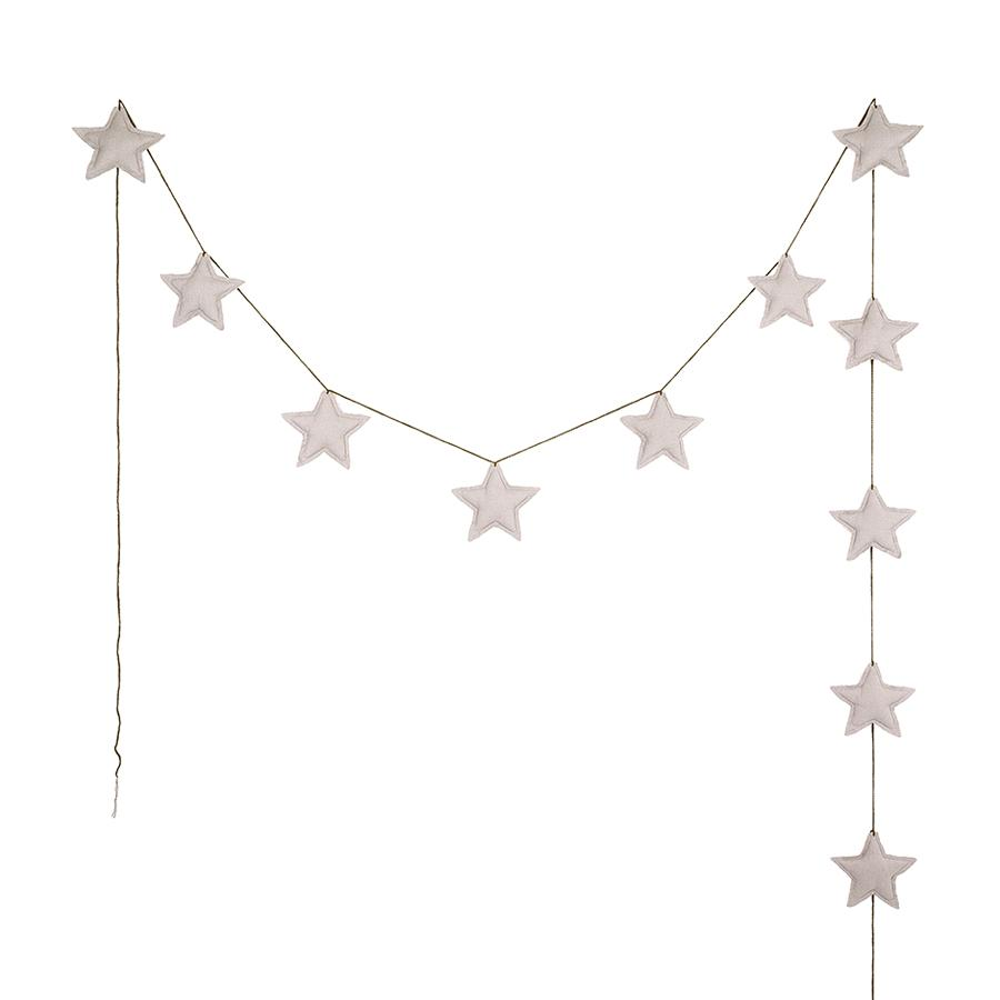 "Girlande ""Mini Star Powder"""