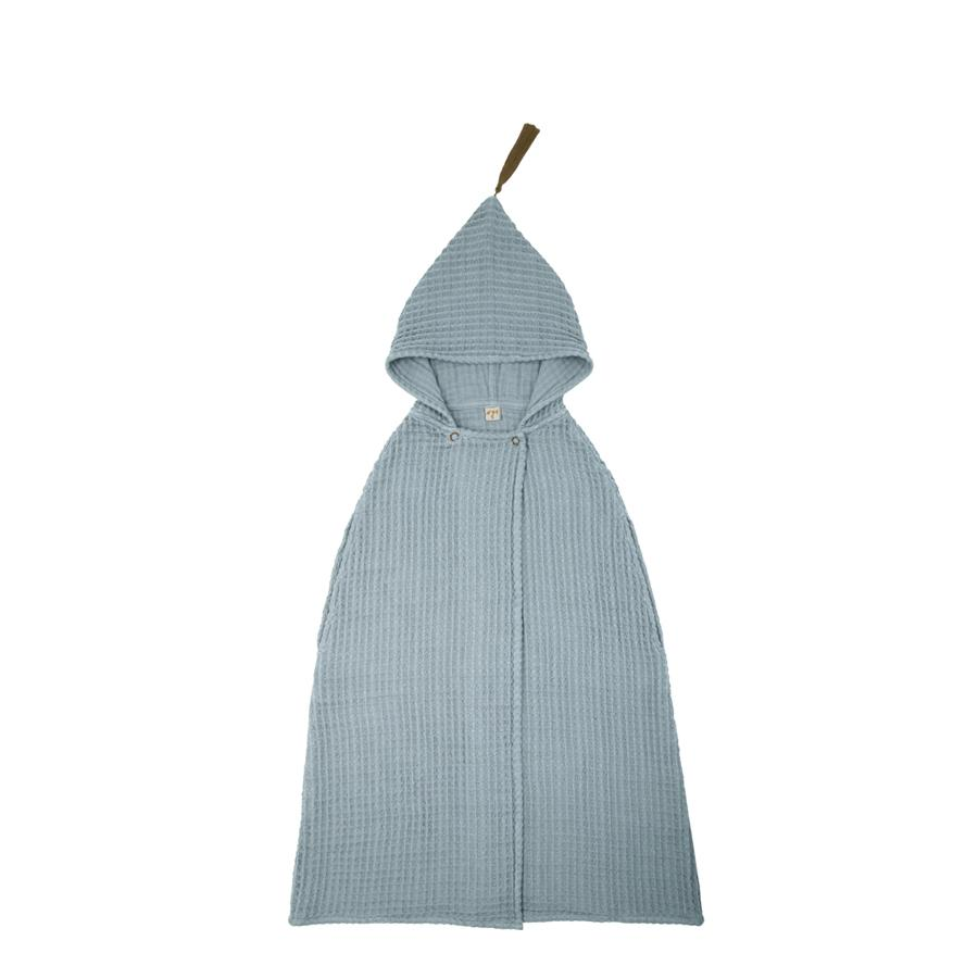 "Handtuch-Poncho ""Sweet Blue"""