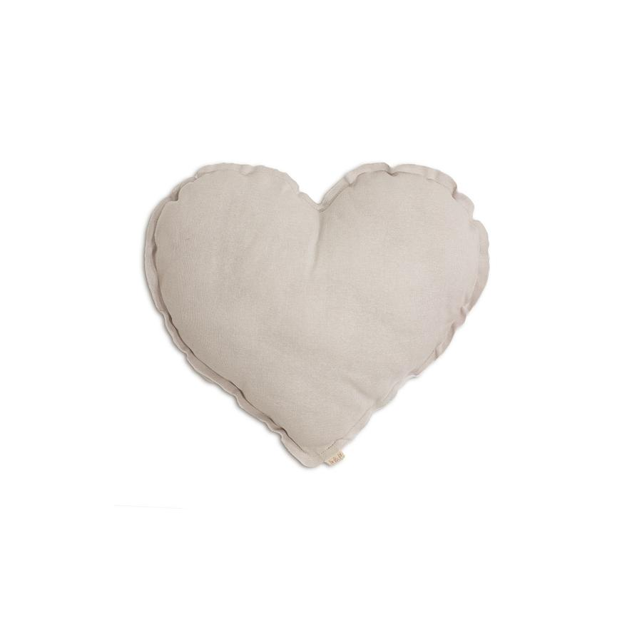 "Kissen ""Heart Powder"""