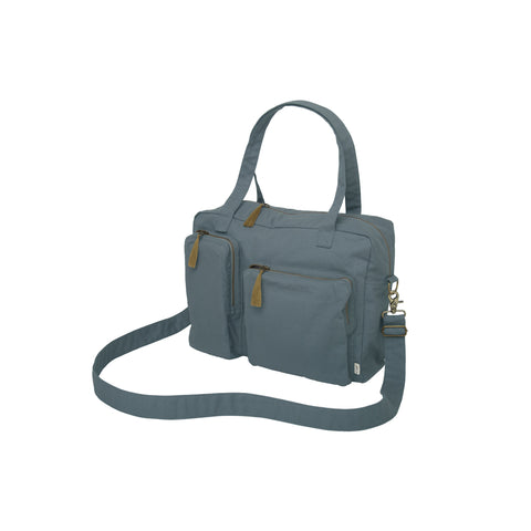 "Wickeltasche ""Ice Blue"""