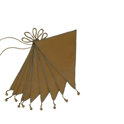 "Wimpelkette ""Bunting Gold"""