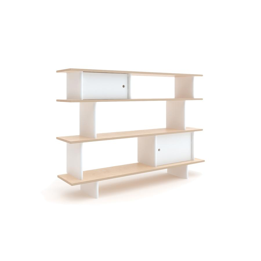 "Mini-Bibliothek ""White / Birch"""