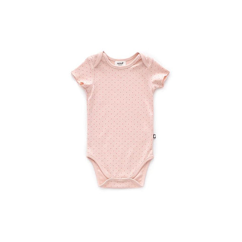 "Body ""Light Pink / Rust Dots"""