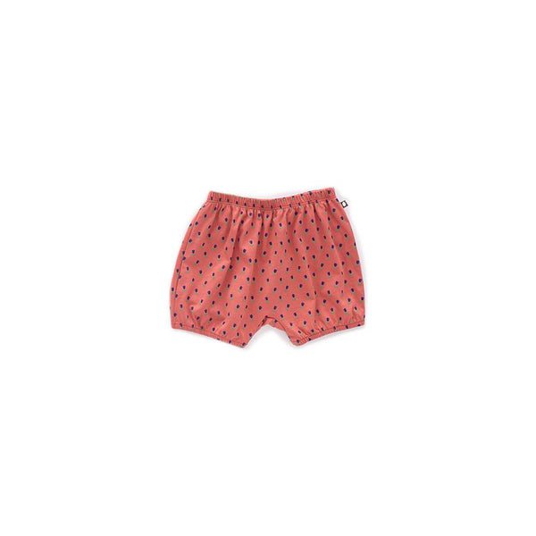 "Bubble Shorts ""Rust / Tulips"""