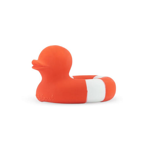 "Badeente ""Flo the Floatie Red"""