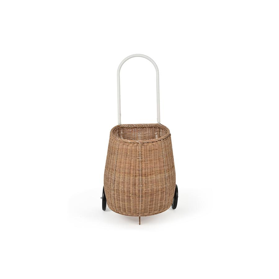 "Olli Ella Trolley ""Big Luggy Basket Natural"" - kyddo"