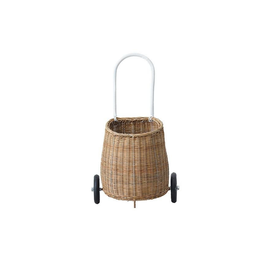 "Olli Ella Trolley ""Luggy Basket Natural"" - kyddo"