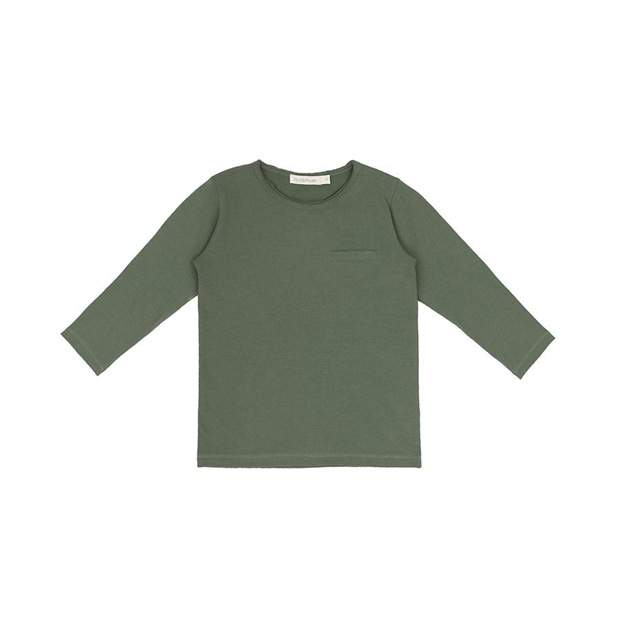 "Langarm-Shirt ""Pocket Sage"""