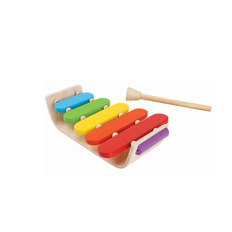 "Musikinstrument ""Oval Xylophone"""